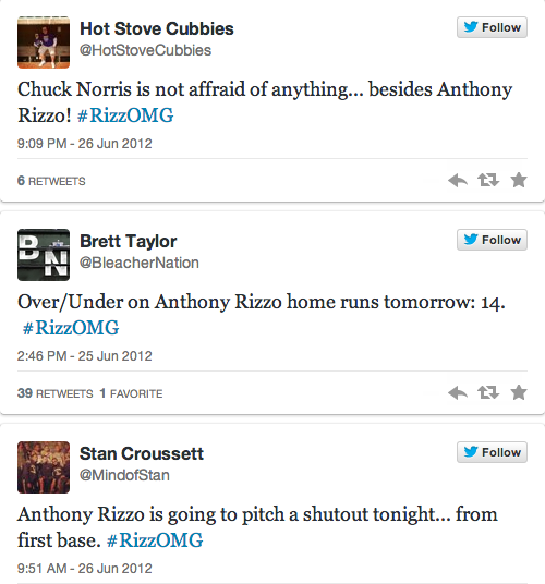 #RizzOMG tweets
