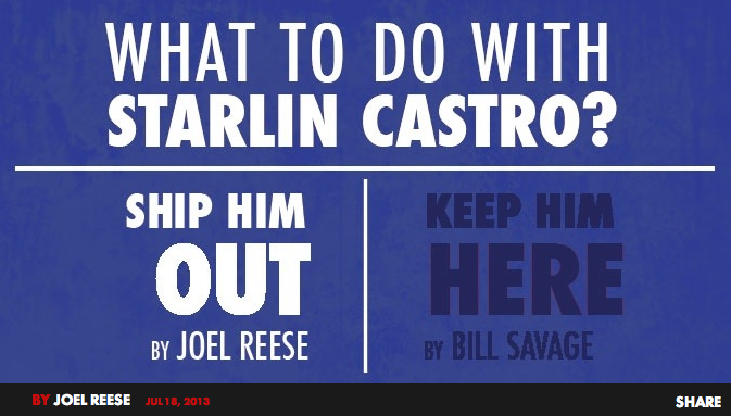 Why the Cubs Should Trade Starlin Castro