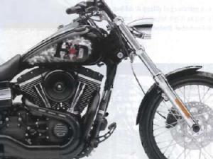 Harley-Davidson RISEN Paint Job